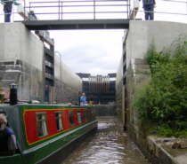 Anthony Lock, Rochdale Canal