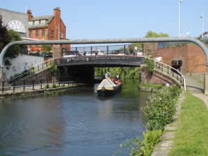 Horseboating on the Leeds and Liverpool Canal