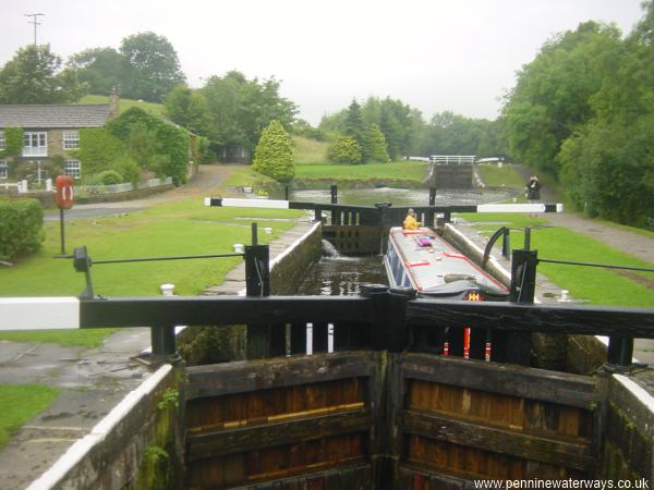 Lock 37, Bank Newton