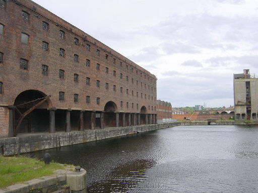 Stanley Dock Warehouse, Liverpool