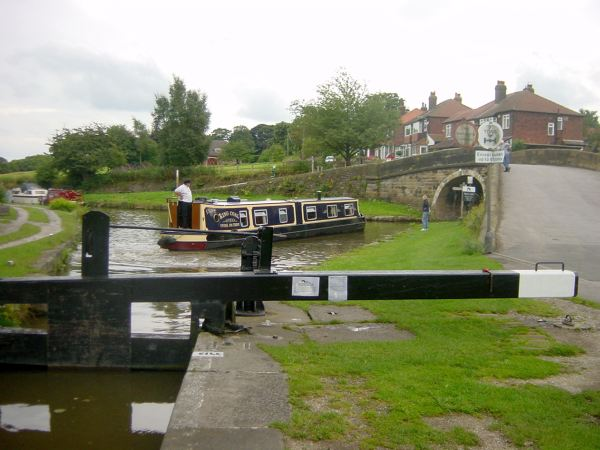 Macclesfield Canal Junction