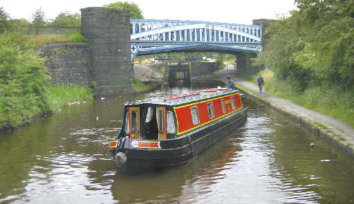 Rochdale Canal at Failsworth