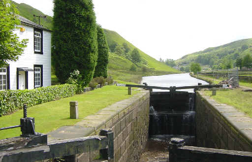 Summit of Rochdale Canal