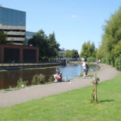 Sankey or St Helens Canal